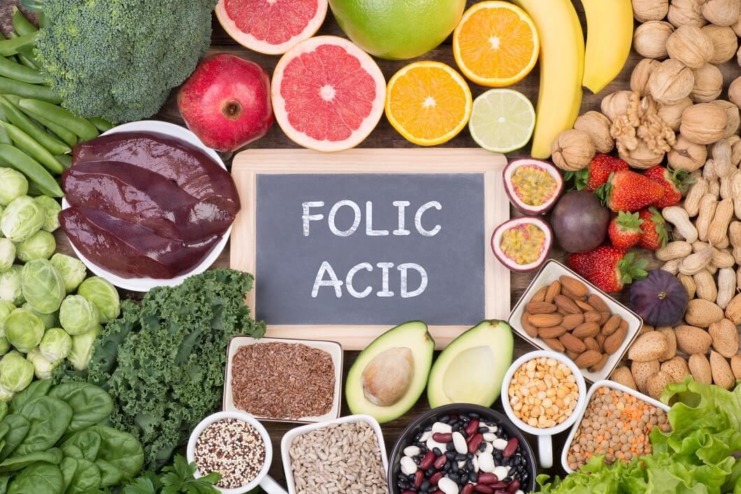 acido folico: dove si trova e a cosa serve