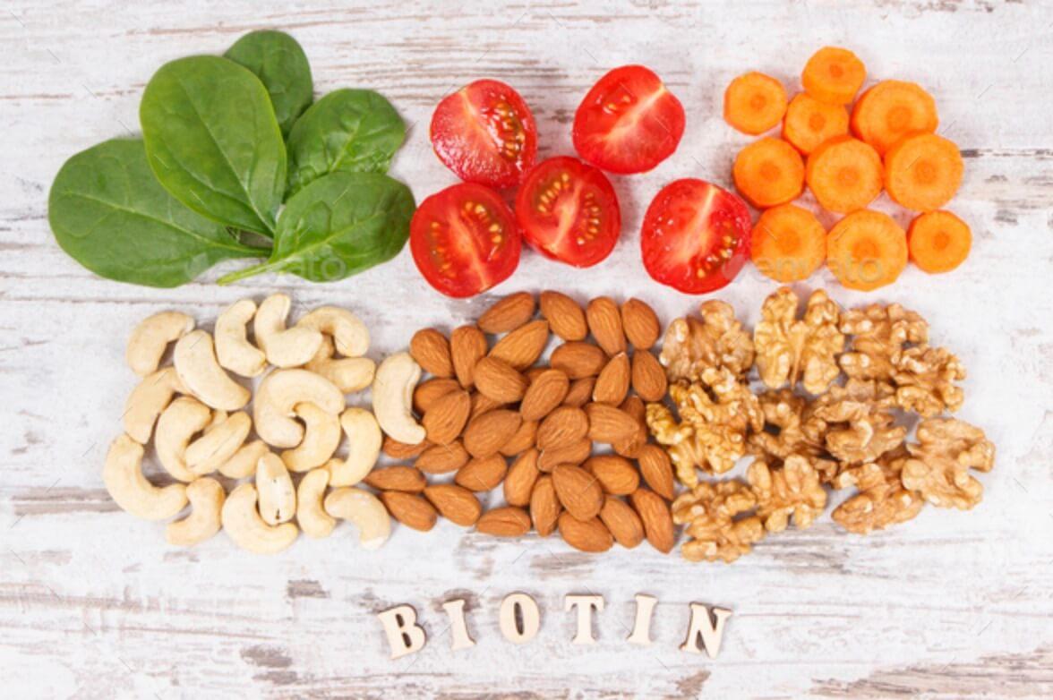 biotina: dove si trova e a cosa serve