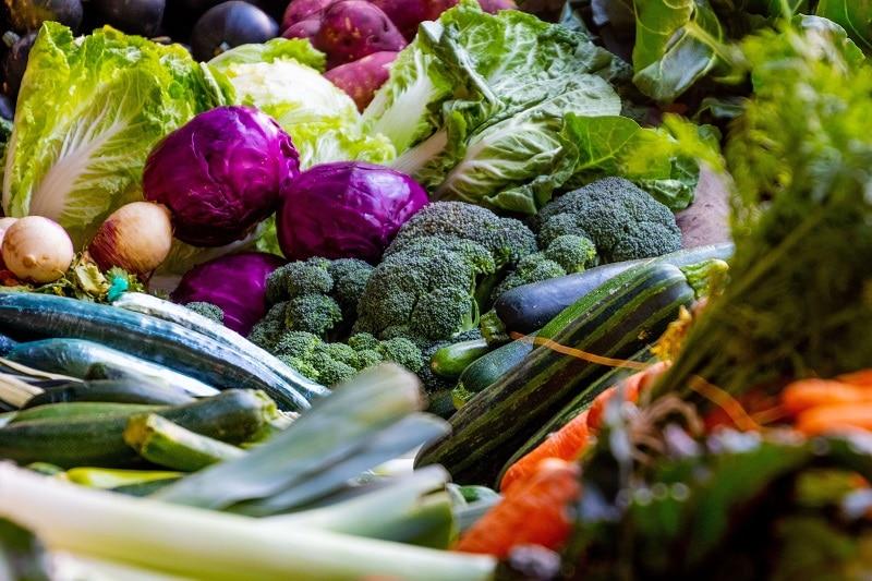 calorie verdure